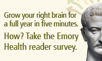 Take the Emory Health reader survey