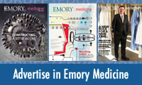 Advertise in Emory Medicine