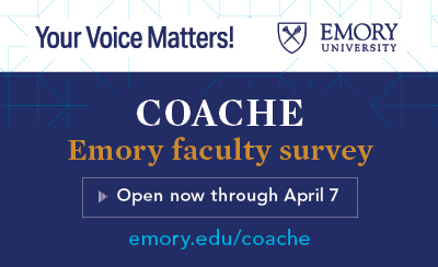 emory COACHE survey