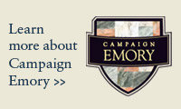 Learn more about Campaign Emory