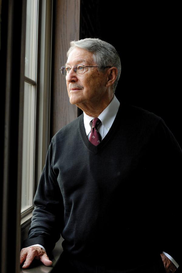 Portrait of Max Cooper